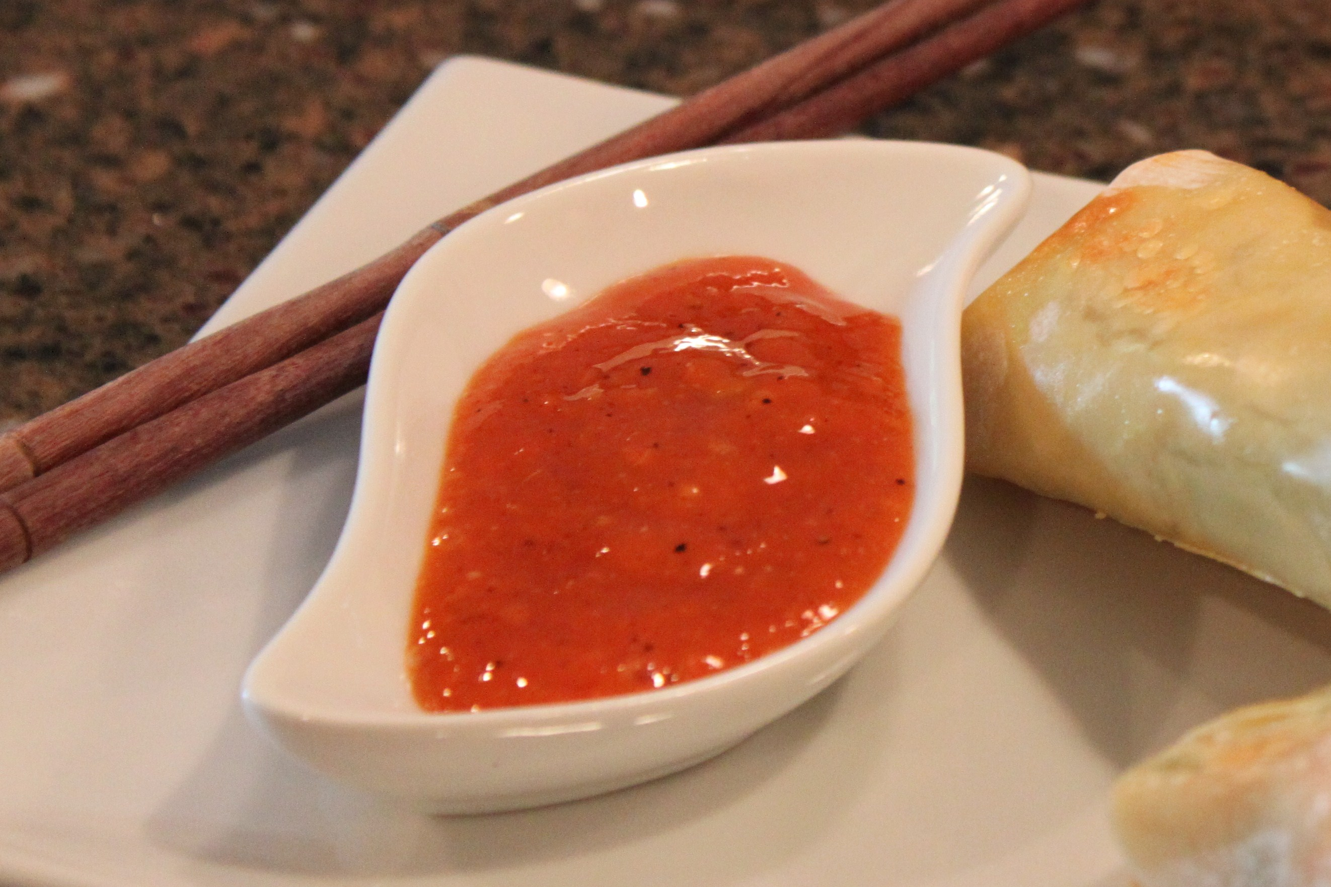 Spicy Mango Dipping Sauce | Duke's House