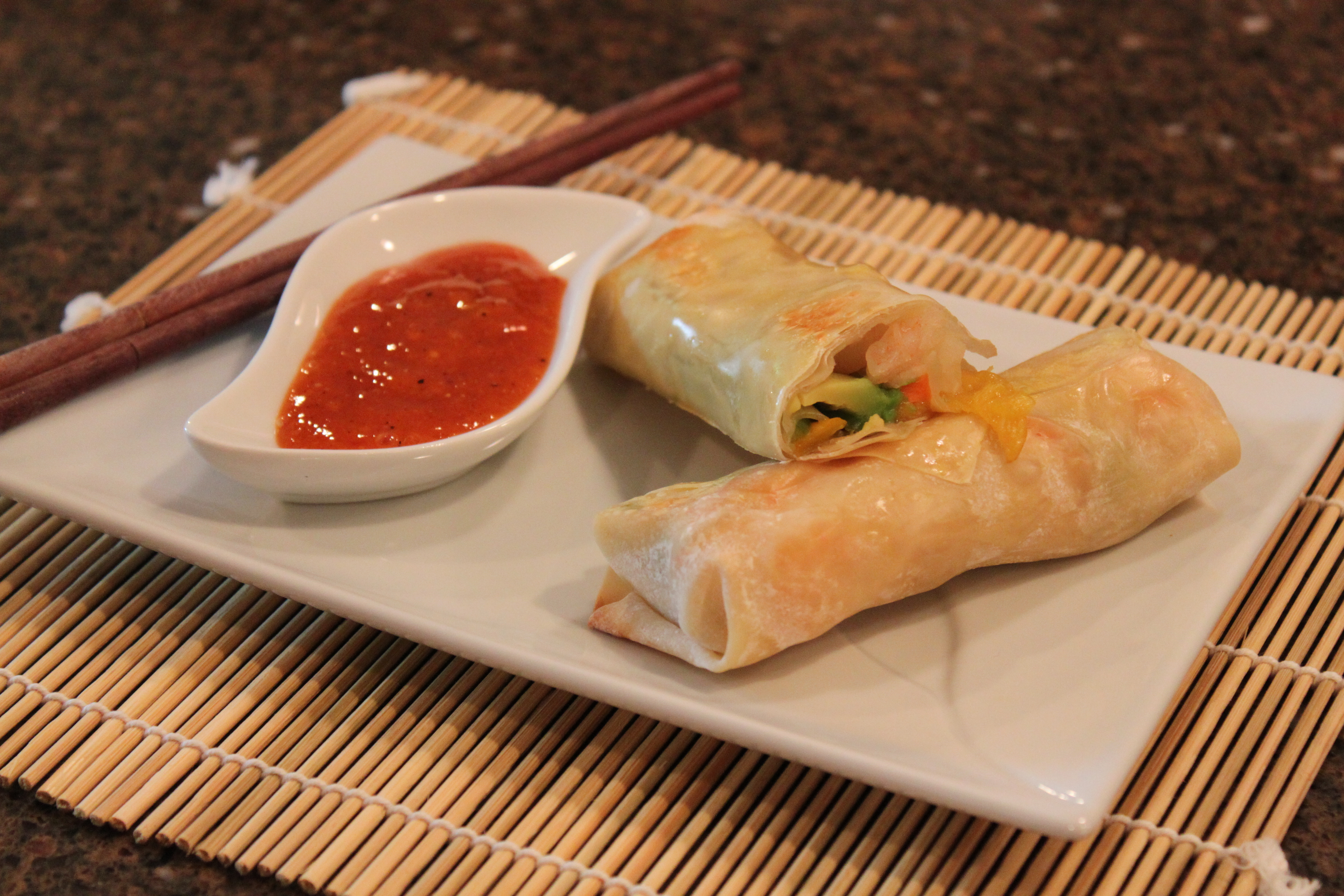 Adapted From Lovestoeat Ingredients Egg Roll